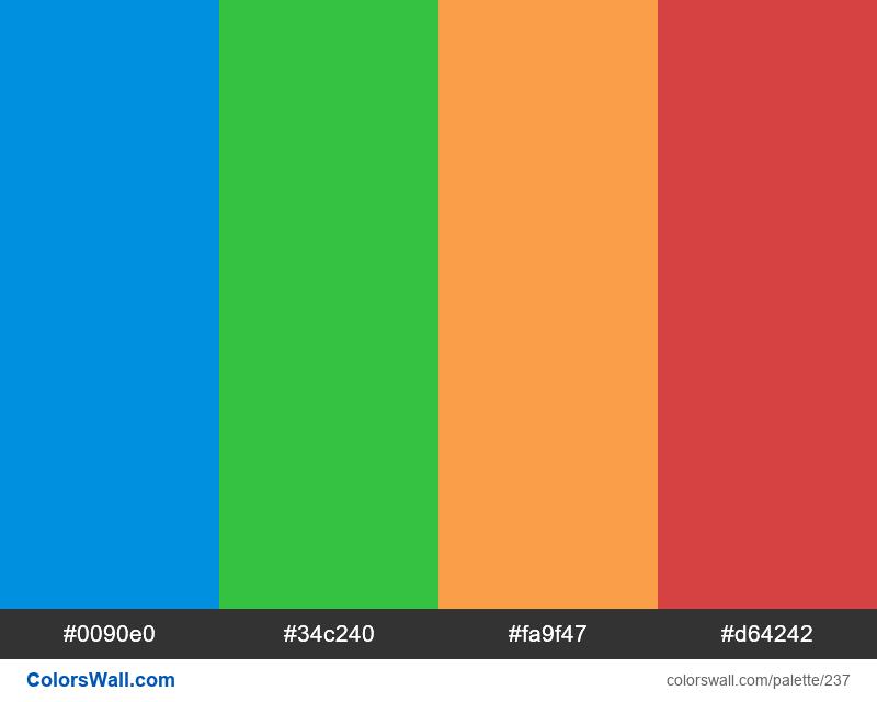 Elemental UI Alerts colors - #237