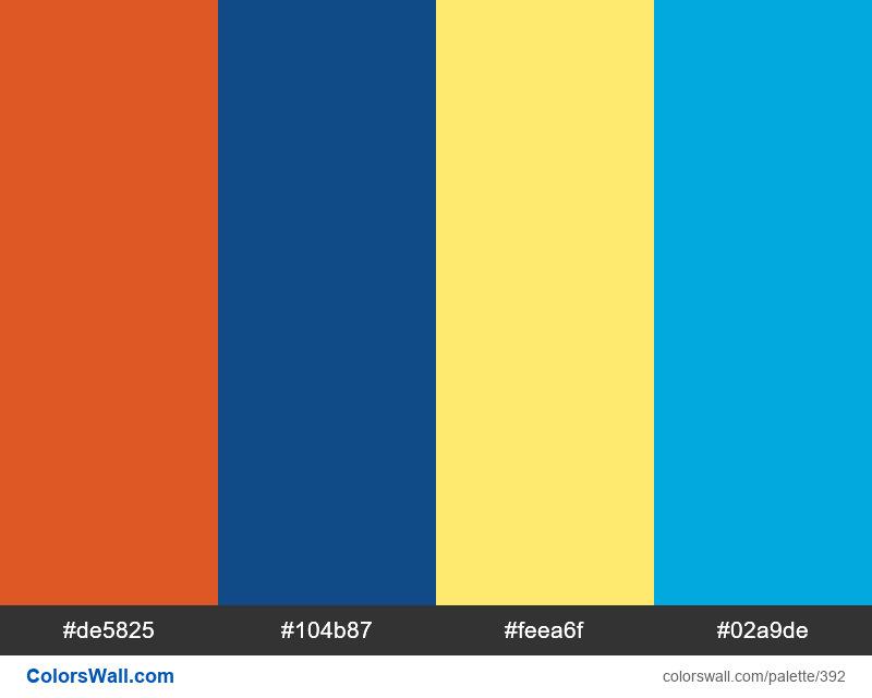 Firefox colors - #392