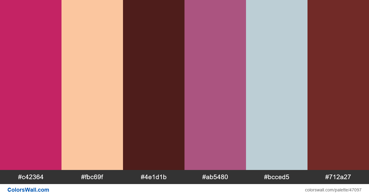 Girl tropical pool invites colors palette - #47097