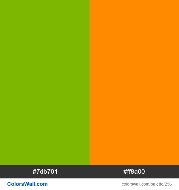 GoDaddy colors - #236