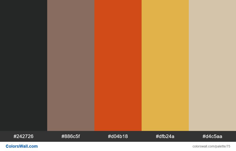 Google Art Palette - #75