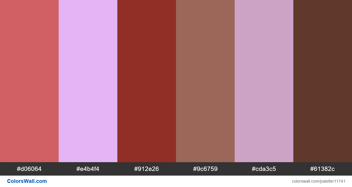 Gradient adobe dimension pink palette - #11741