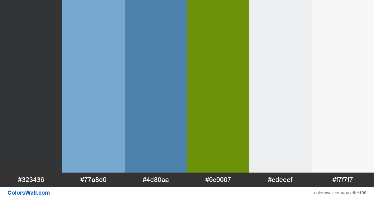 habr.com colors palette - #195