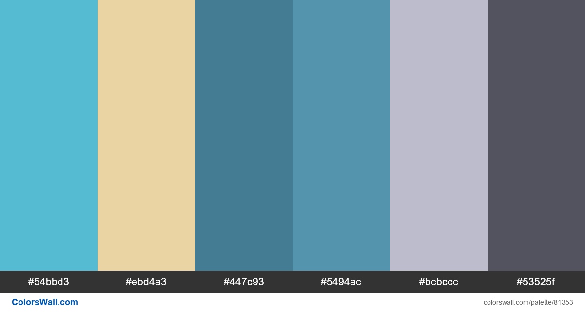 Healthcare appointment app design interface palette - #81353