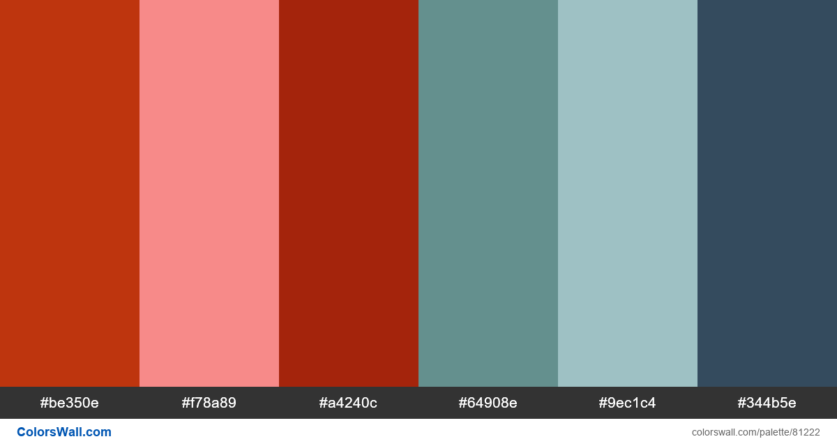 Illustration design graphic adobe illustrator colors palette - #81222