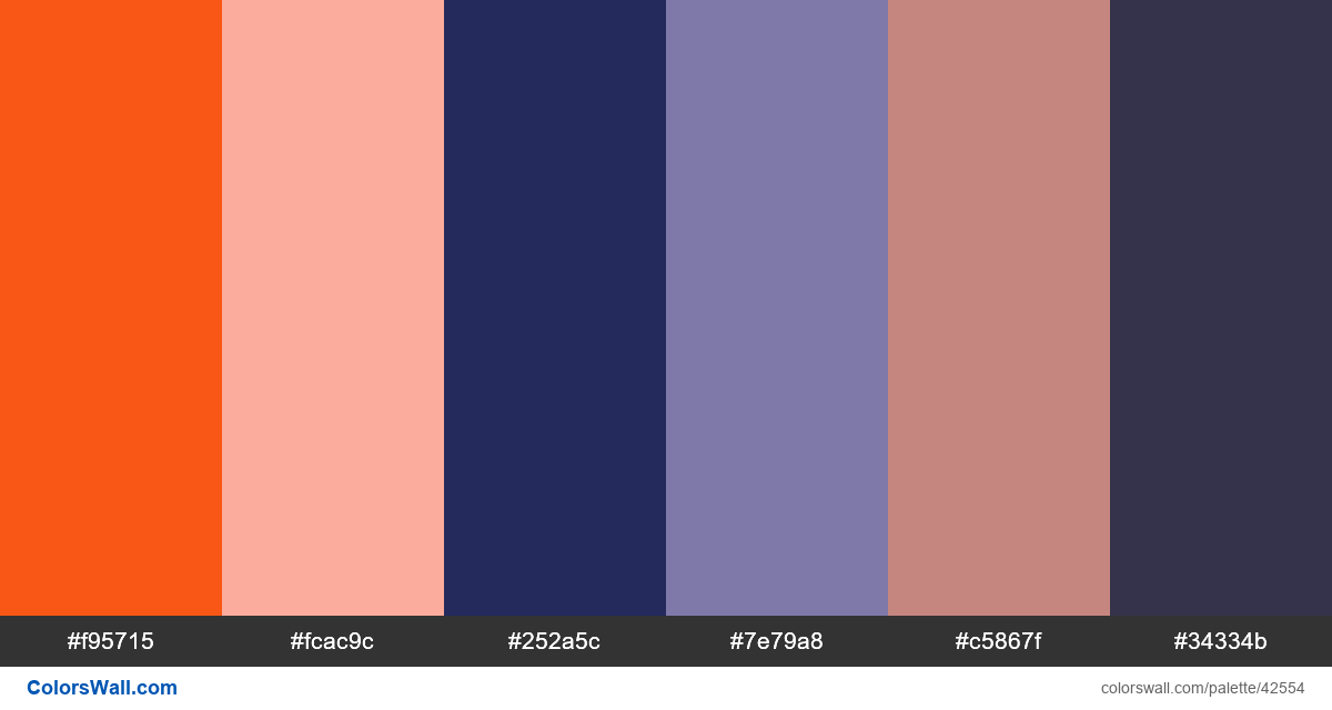 Interface invest design investment hex colors - #42554