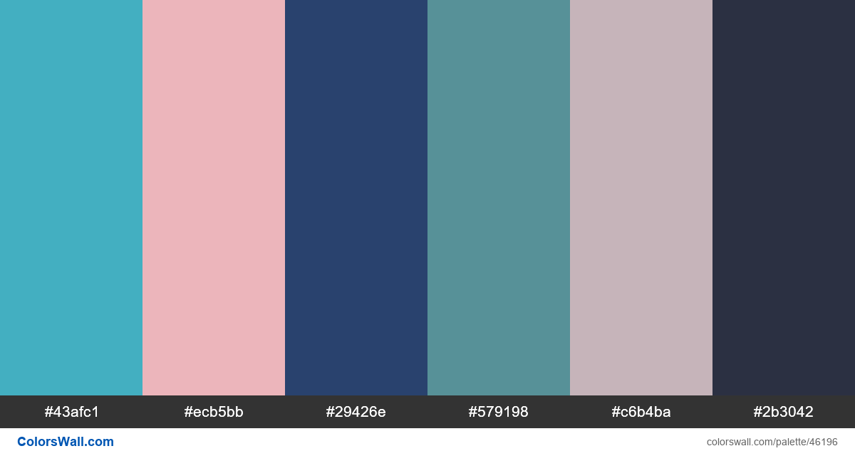 Ipa label ocean beer branding colors palette - #46196