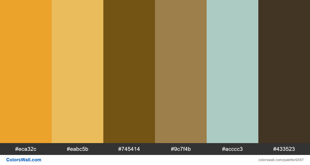 Ipad click burnt out colors palette - #6597