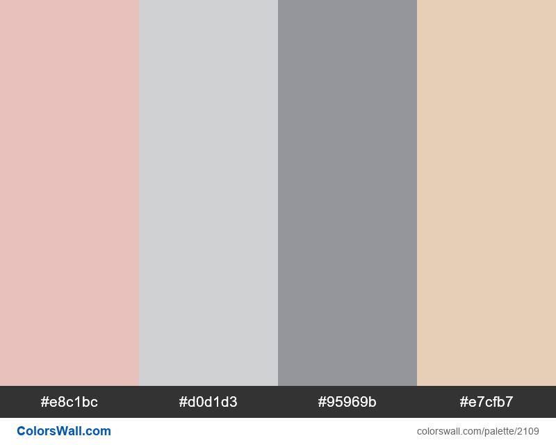 iPhone SE colors palette - #2109