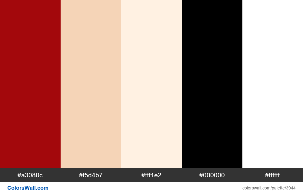 Kentucky Fried Chicken brand colors - #3944
