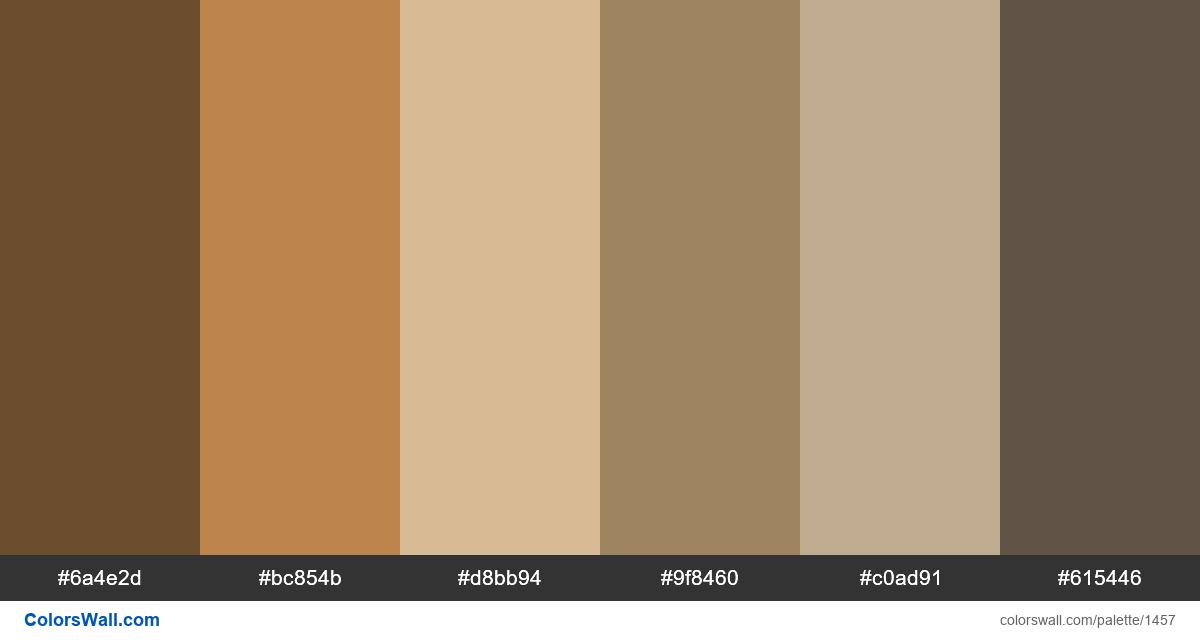 Living room colors palette - #1457