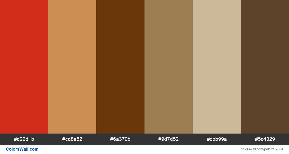 Mechanic car colors palette - #2084