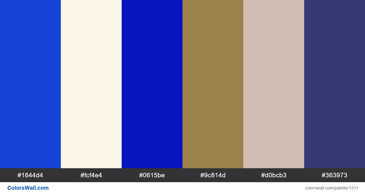 Mobile device application screen colors palette - #1311