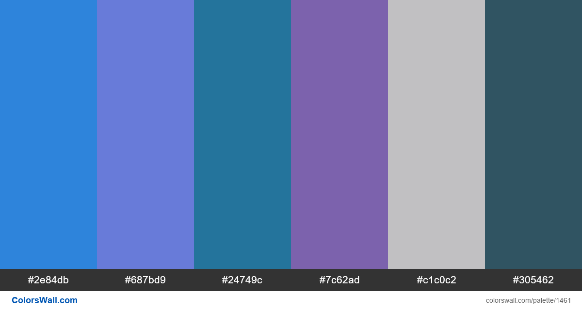 Money app colors palette - #1461