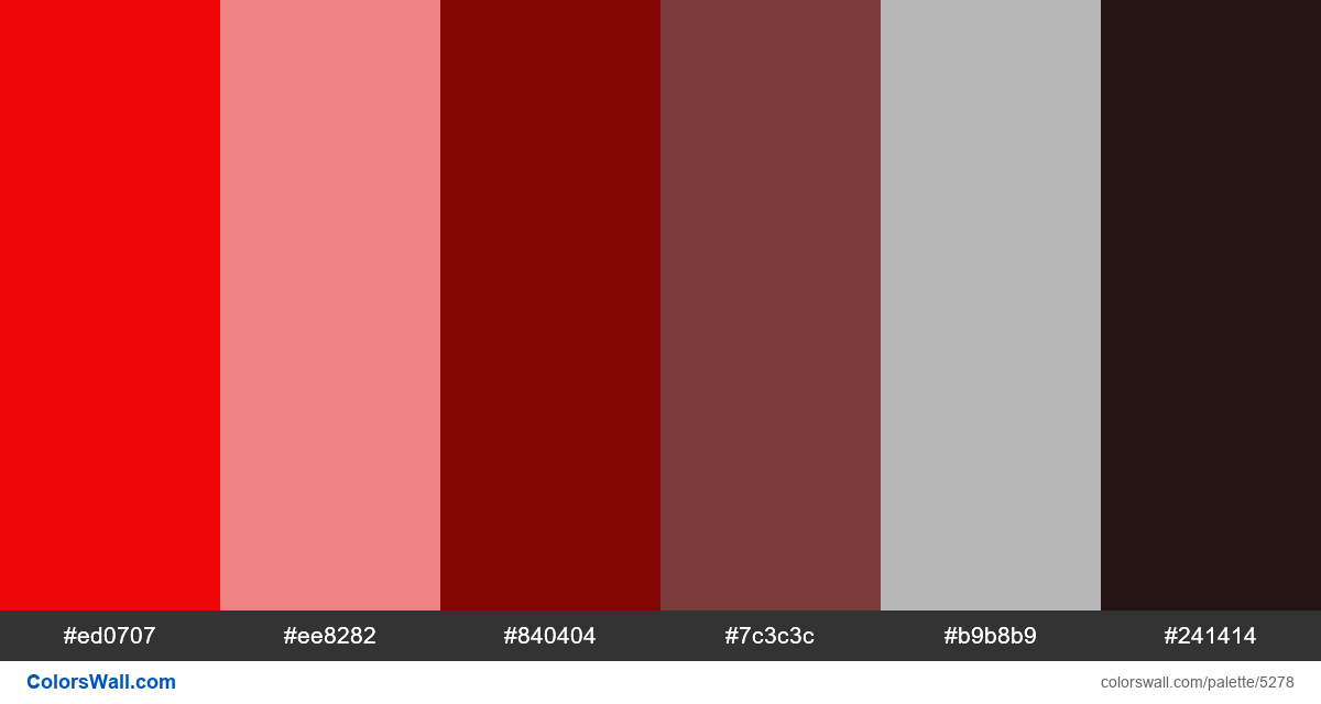 Movie ui design colors palette - #5278