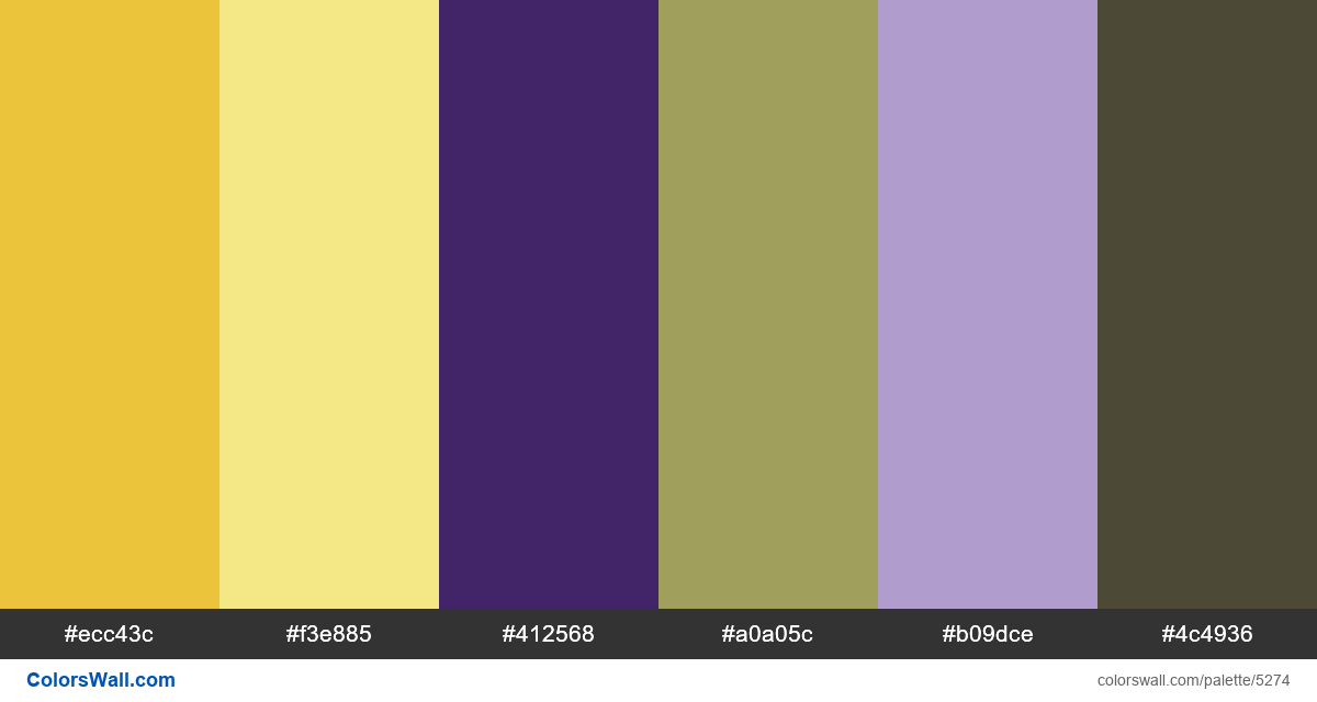 Music app product modern colors palette - #5274