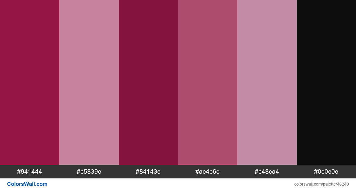 Negativespacelogo branding grape wine colours - #46240