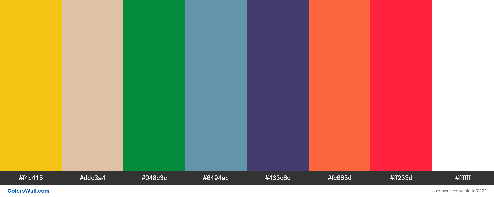 Office crayan colors - #2272
