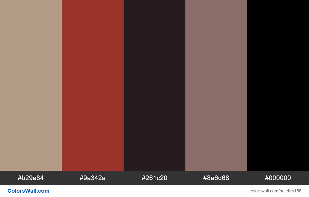 Old building palette - #155