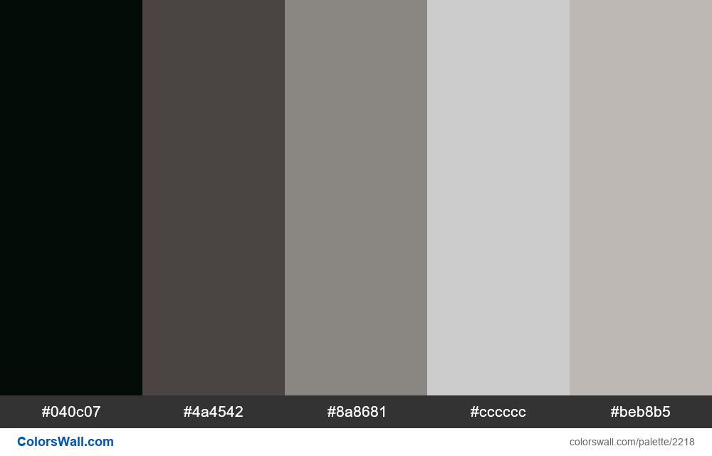 Old photo colors scheme - #2218