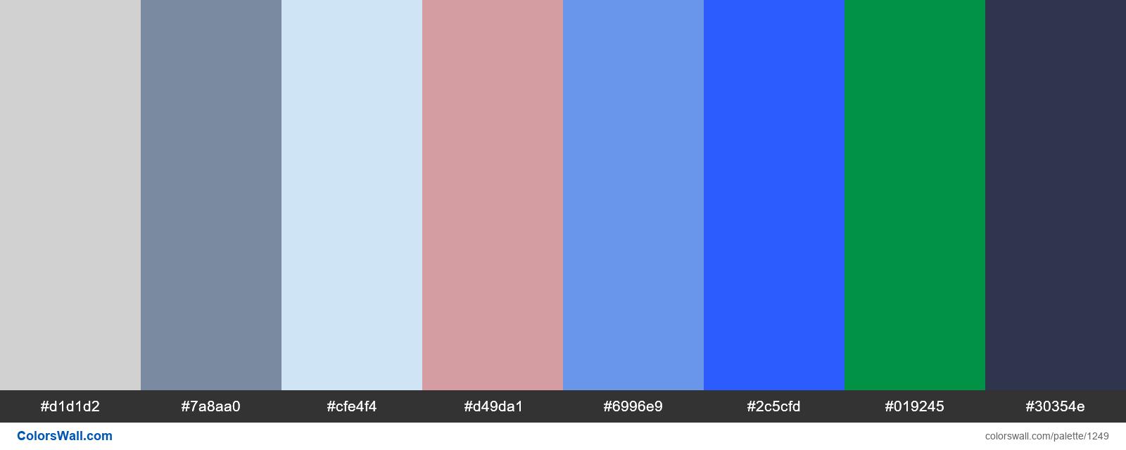 Page builder color palette - #1249