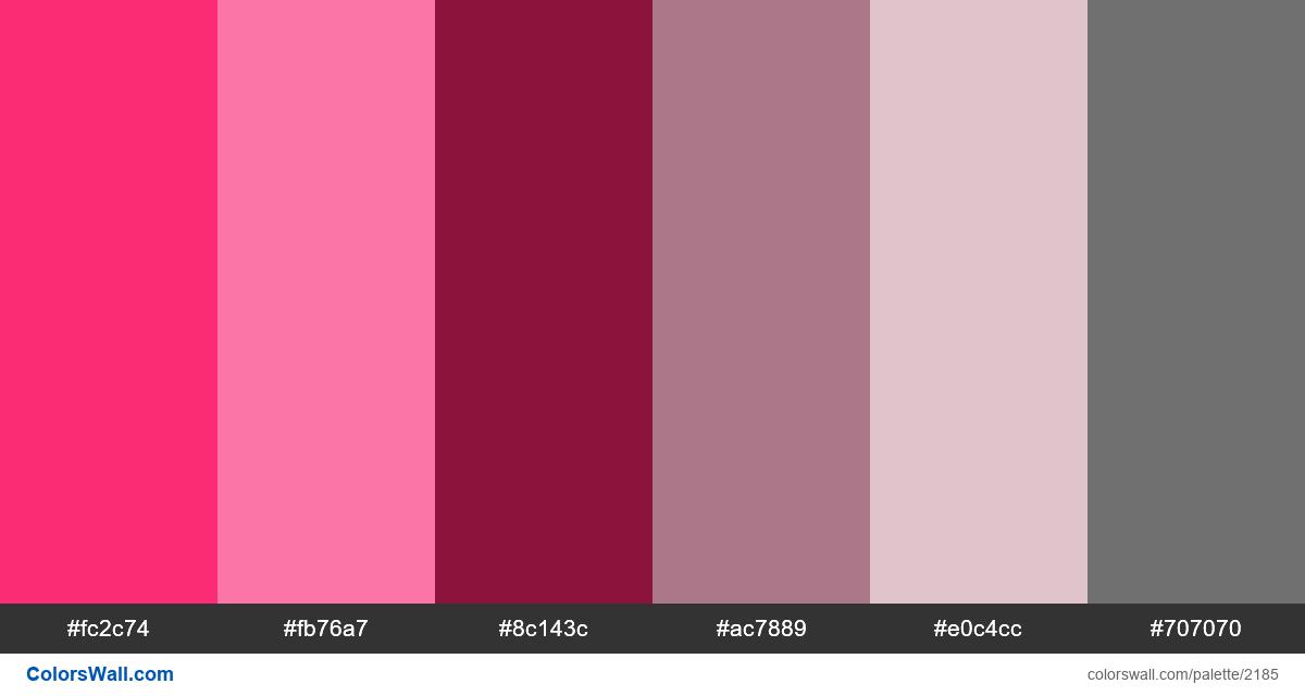 Pink Web scheme - #2185