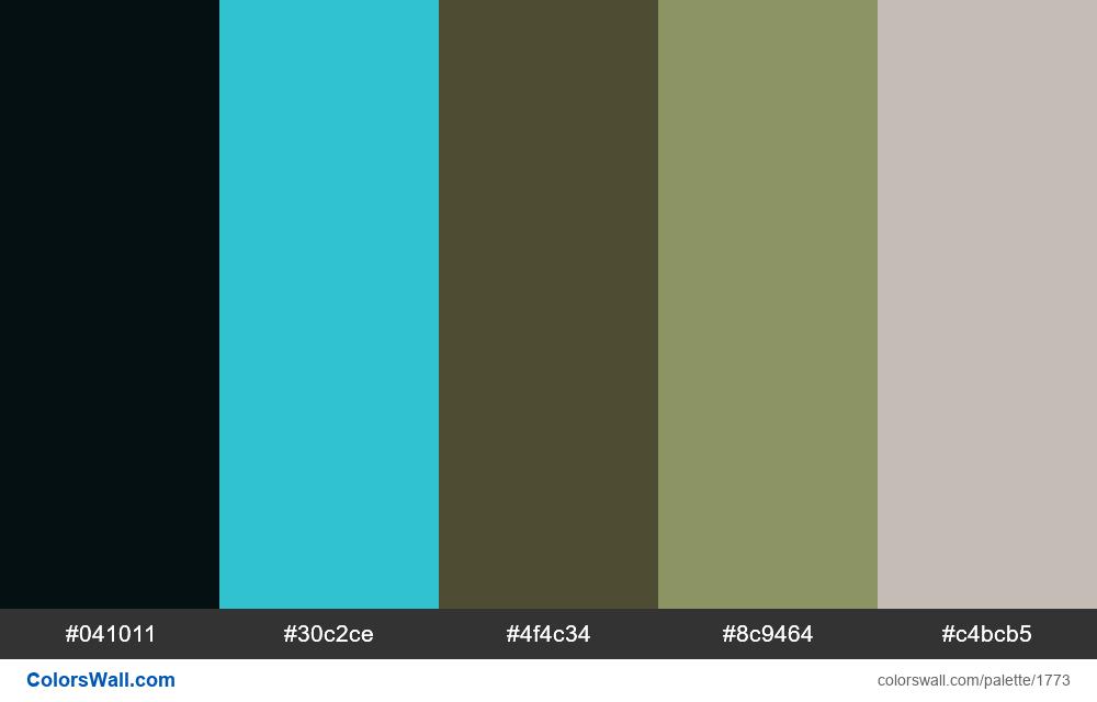 Pixel art night colors palette - #1773