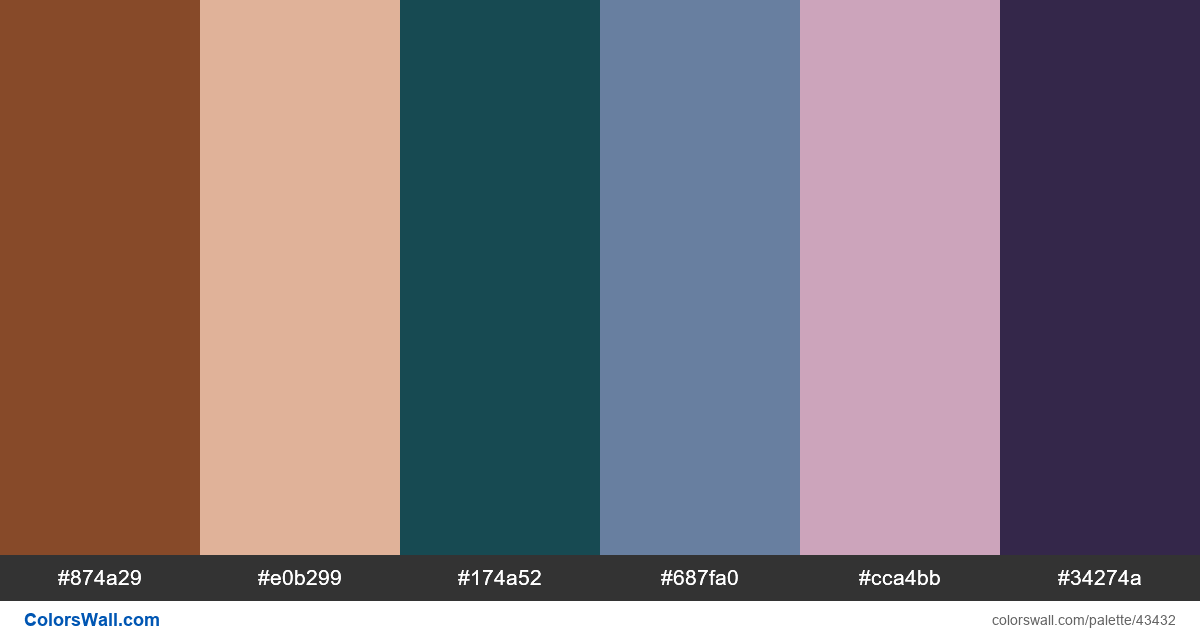 Poster design art photoshop colors palette - #43432