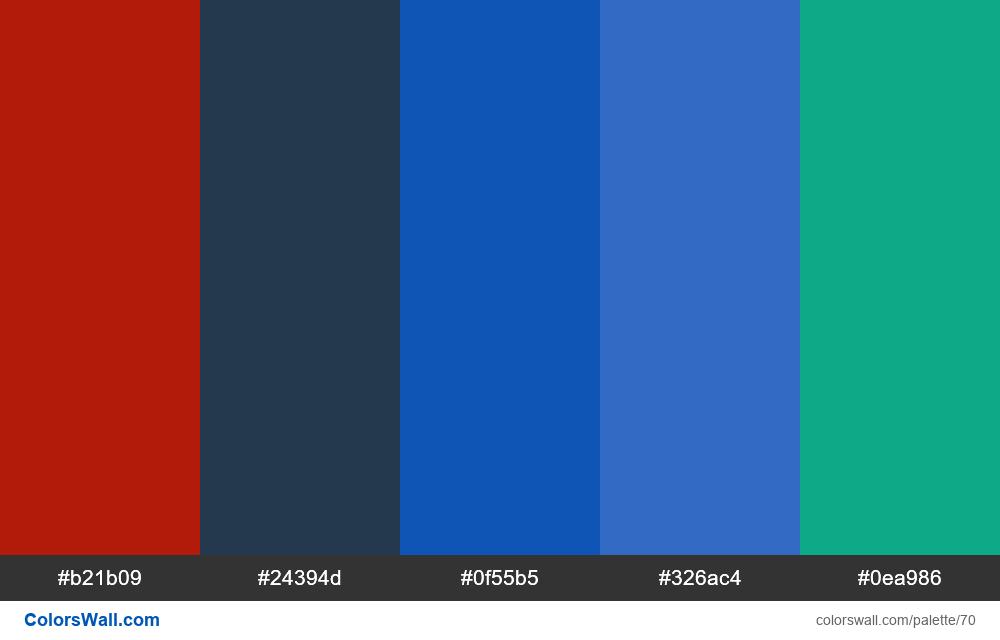 Random palette #2 - #70