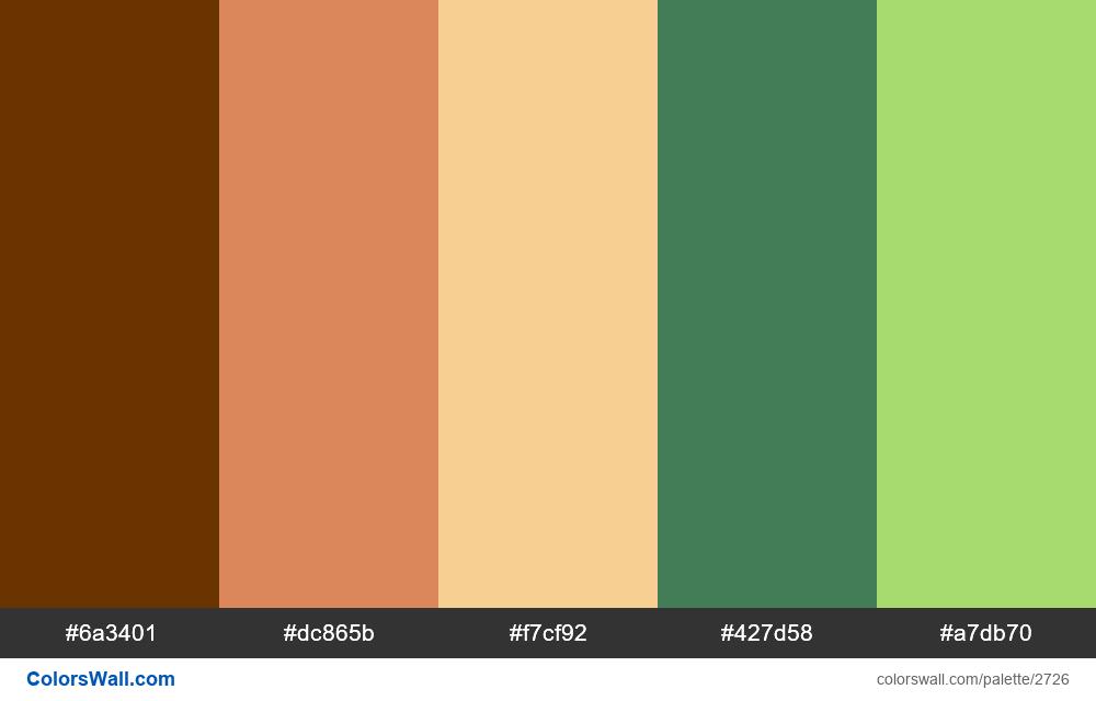 Random Palette Challenge #1 - #2726