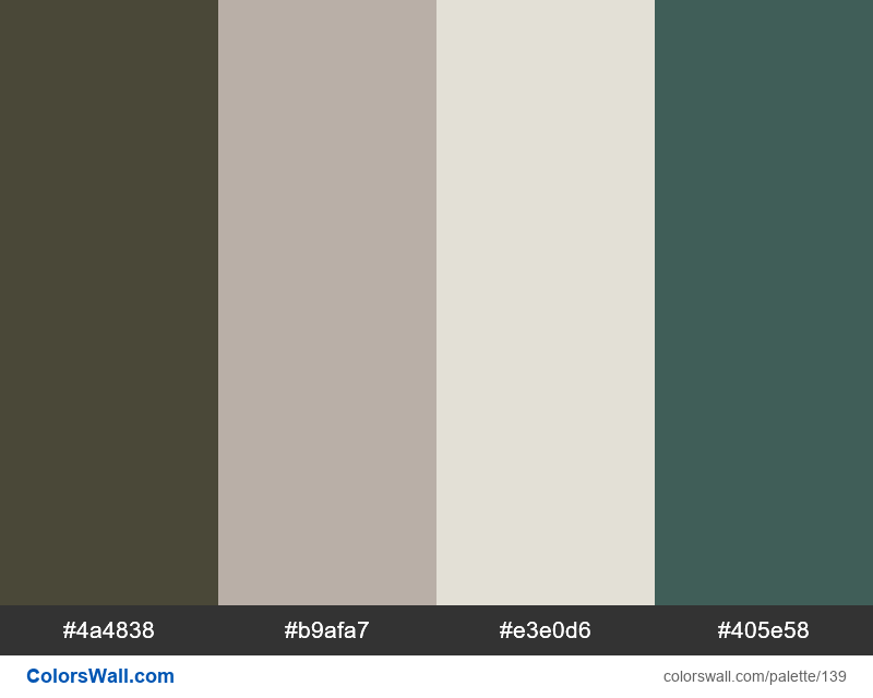 Room colors - #139