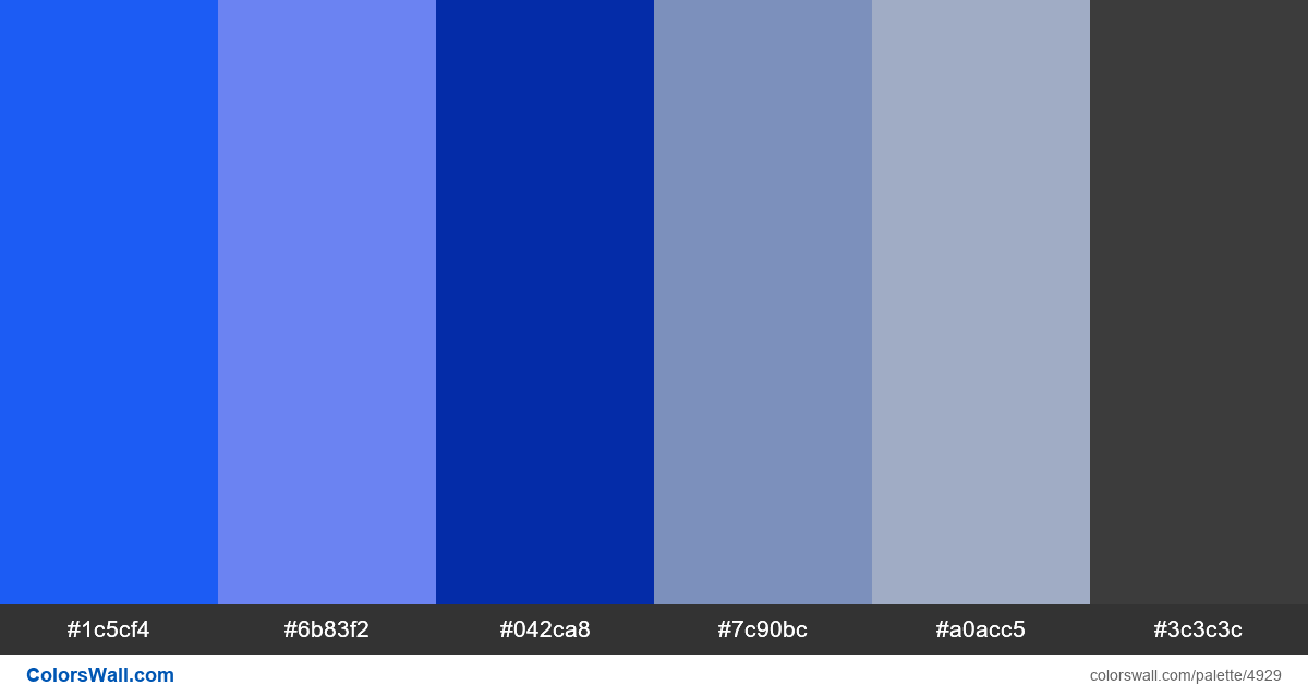 Scholarship home page non profit colors palette - #4929