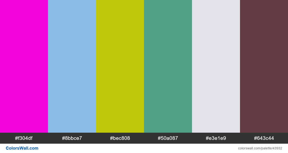 Shoe design product footwear colors palette - #43932