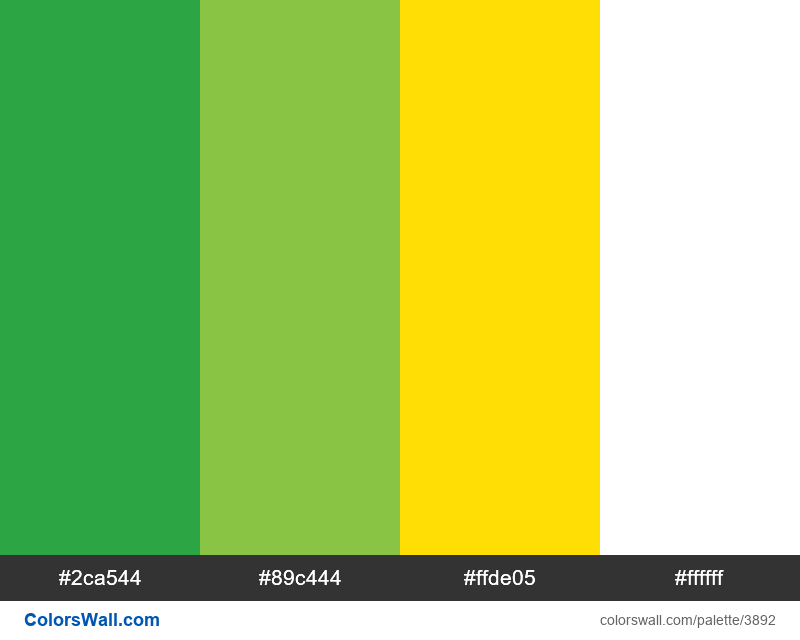 Sierra Mist brand colors - #3892