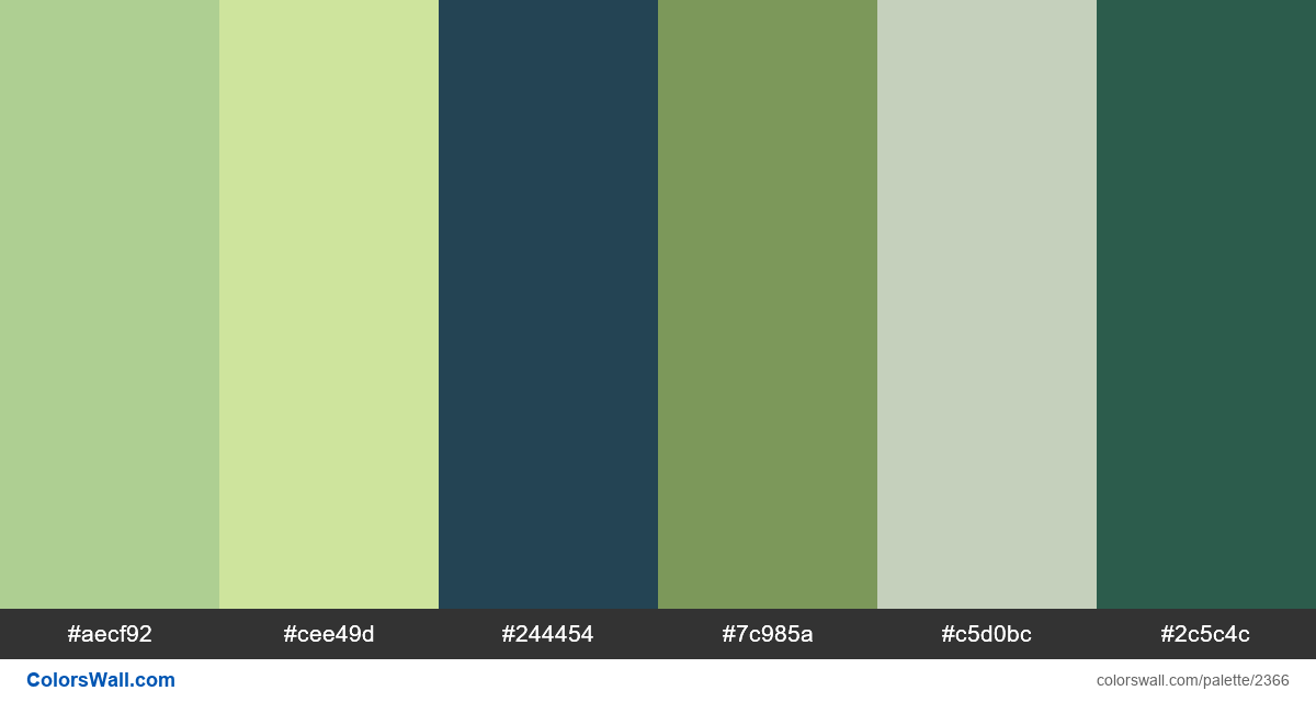 Silent Hill colors scheme - #2366