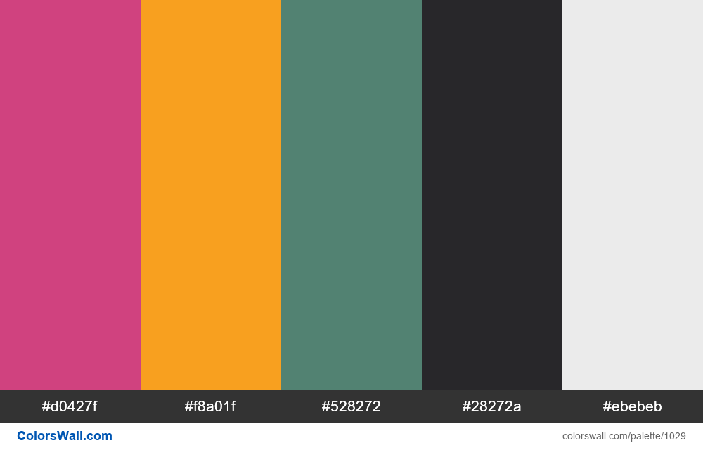 Smart Watch Health  App color palette - #1029