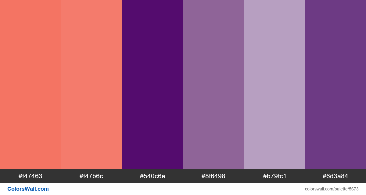 Stationery colors vector colors palette - #5673