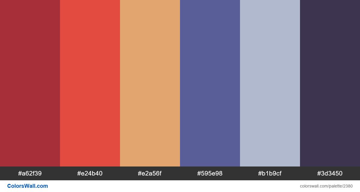 TowTruck colors scheme - #2380