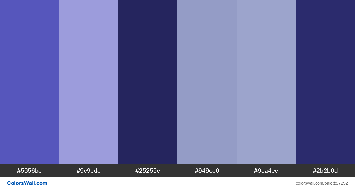 Tracking dashboard task colors palette - #7232