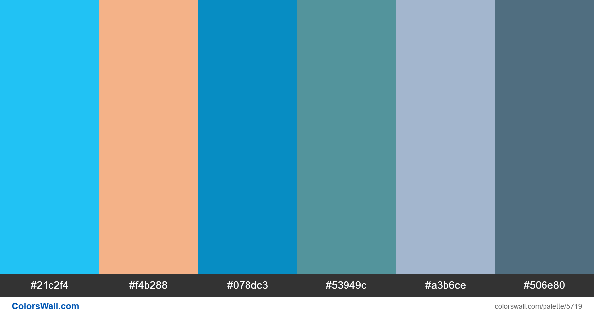 Travel vector movie poster colors palette - #5719