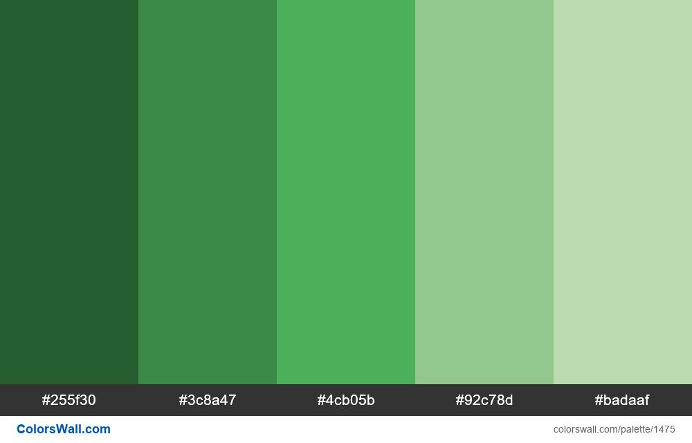 VUSA Green - #1475