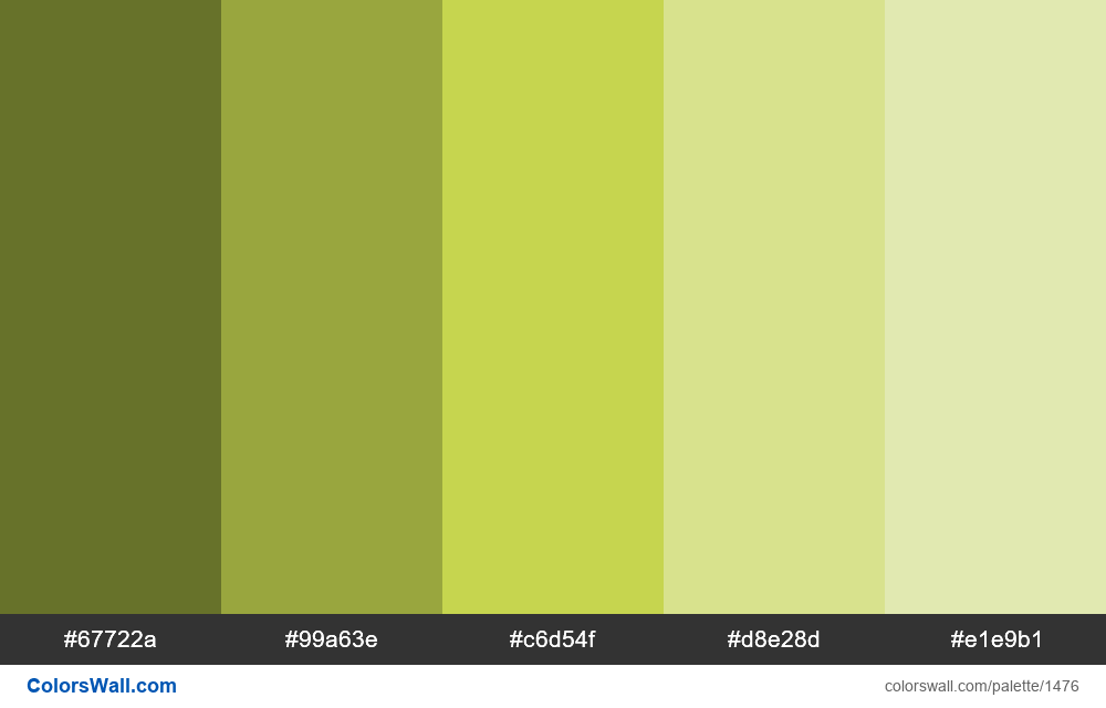VUSA Lime - #1476