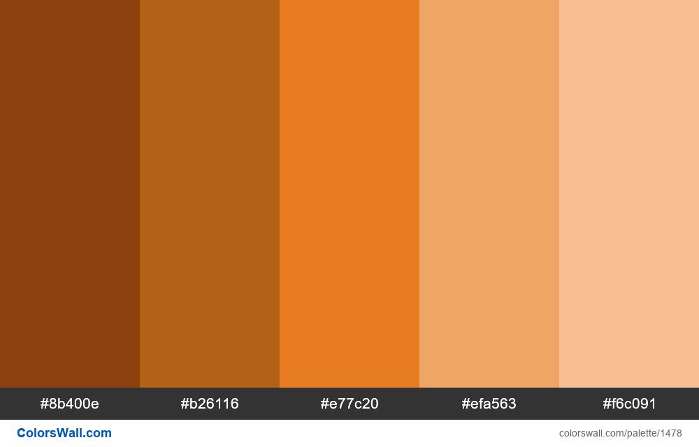 VUSA Orange - #1478