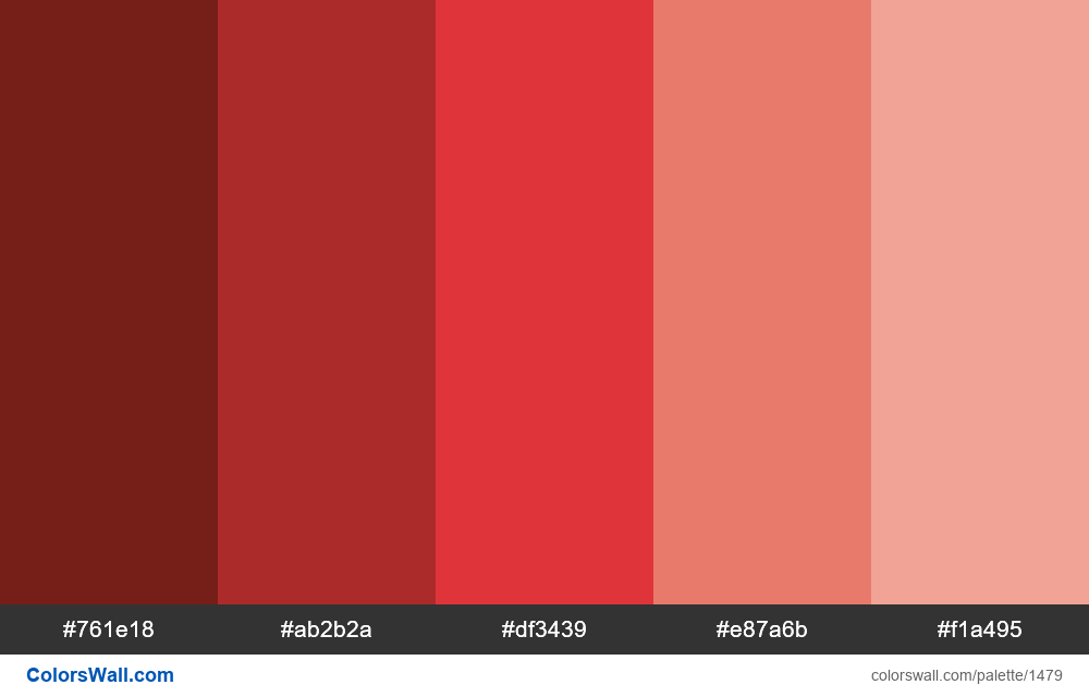 VUSA Red - #1479